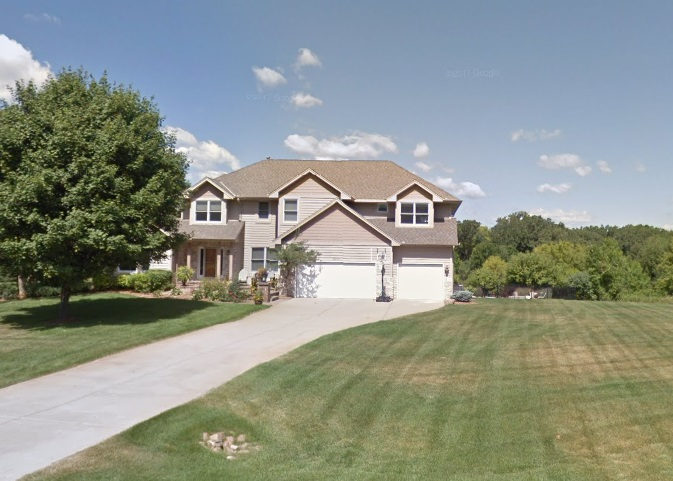 Our work as a home remodeler in chanhassen made this family very pleased